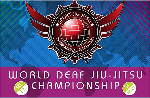 Deaf jiu-jitsu