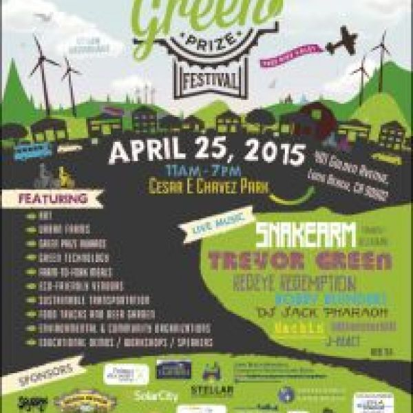 The green prize festival   2015