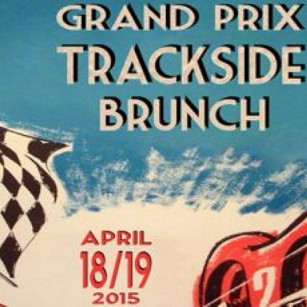 Grand prix trackside brunch at the sky room   2015