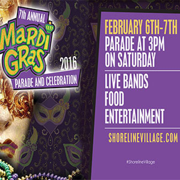 Shoreline-village---mardi-gras